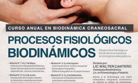 Procesos Fisiológicos Biodinámicos